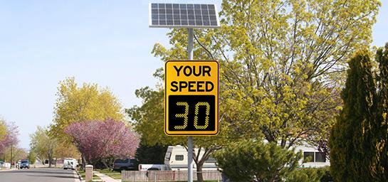 Traffic Logix Radar Signs Speed Trailers Speed Humps