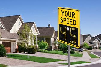 Radar Speed Signs | Speed Cameras | Rubber Humps | Traffic Logix