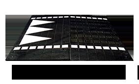 Traffic Logix rubber cushion
