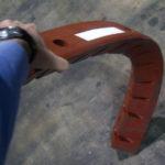 Flexible SuperFlex Rubber curb