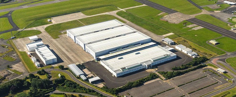 Leading car manufacturing plant