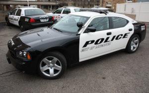 Ohio Police Cruiser