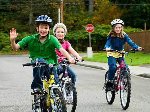 Bike Safety Month