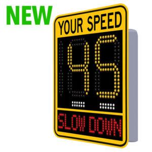 "15"" Radar Speed Sign"