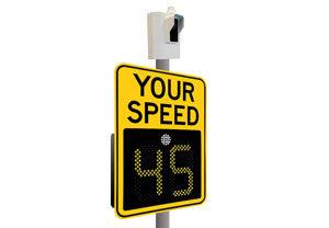 Guardian Awareness Speed Camera