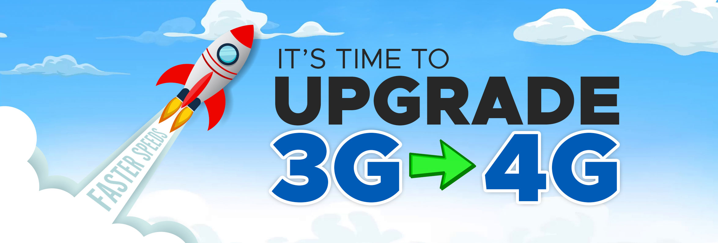 4G Upgrade