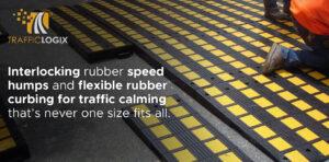 Interlocking Rubber Speed Table